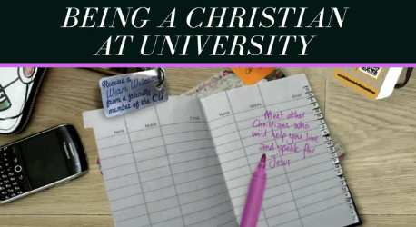 Being a Christian at University