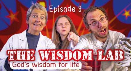 The Wisdom Lab: Episode 9