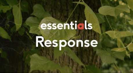 Essentials 5 – Response