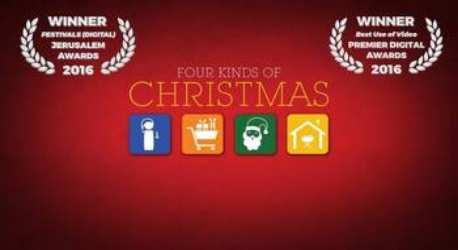 4 Kinds of Christmas