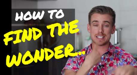 How to find the Wonder