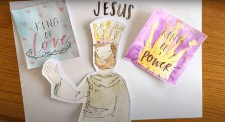 Jesus Wears the Crown