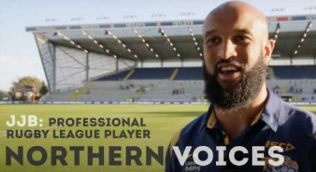 Northern Voices: Professional Rugby League Player