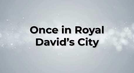 Once In Royal David's City (Light)