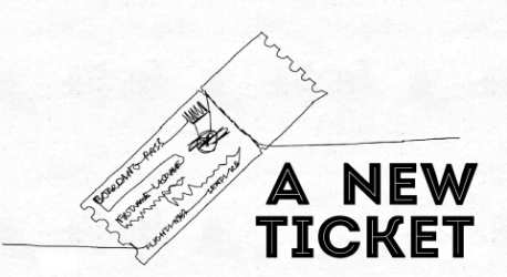 A New Ticket