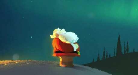 Santa Learned The Gospel