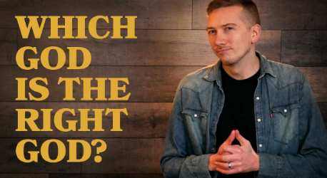 Which God is the 'right God'?