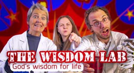 Jude's Sunday Gang: The Wisdom Lab – Bundle