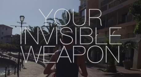 Your Invisible Weapon