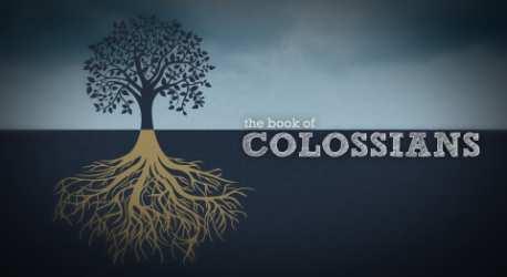 Colossians Series Intro
